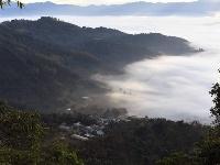 云南澜沧:壮观的景迈山云海