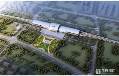镇江高铁南站改造了 这么改你还满意吗
