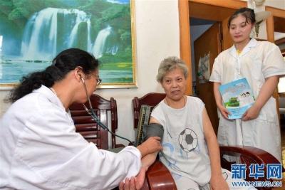 镇江642支家庭医生签约团队服务城乡