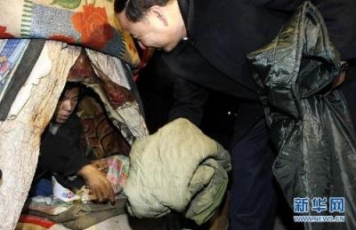 镇江生活无着流浪乞讨人员的救助将更加及时