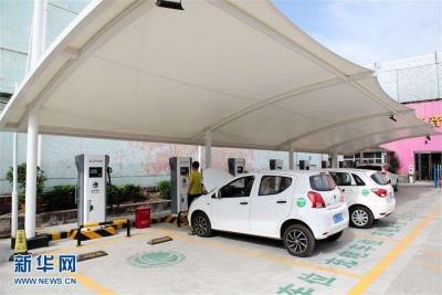 镇江规定新建居住区  须配建电动汽车充电设施