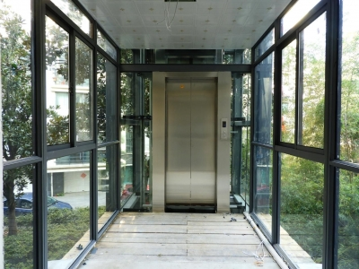 扬州首部加装电梯长这样