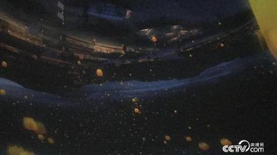 【伟大的变革——庆祝改革开放40周年大型展览之二十九】《清明上河图》穹幕影院