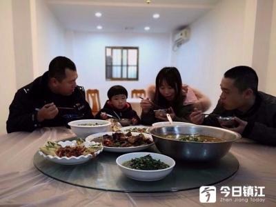24小时不眠不休办案!镇江新区12名民警获网友点赞