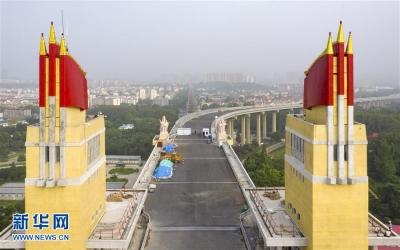 """50周岁的南京长江大桥将于下周六结束27个月的休假正式""""复工"""""""
