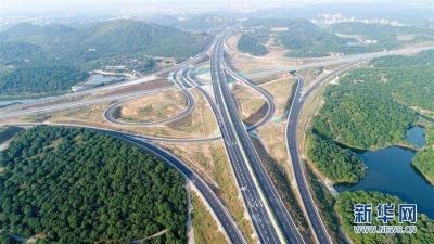 江苏两条高速开工建设 苏皖间再增出省新通道