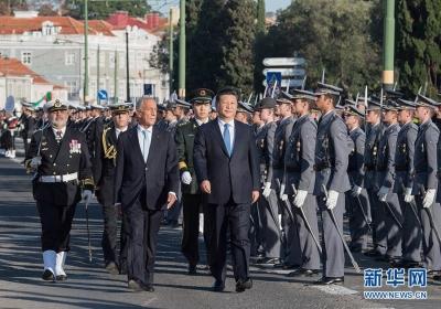 葡萄牙各界高度评价习近平主席国事访问成果