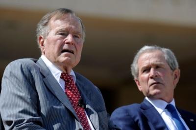美国前总统老布什去世