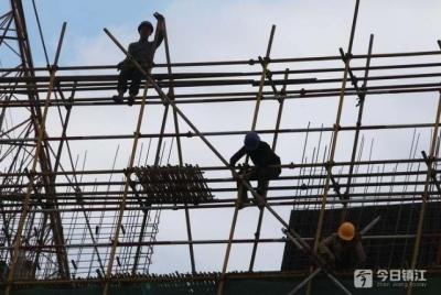 """镇江市区在建工程接受全面""""体检"""" 5项目停工整改"""