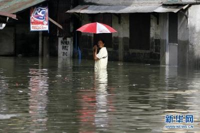 菲律宾强降雨遇难者人数升至50人