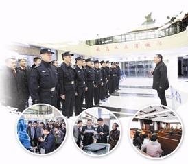 """润州法院""""审判+"""" 服务社会新发展"""