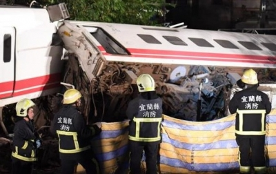 台铁事故儿童死亡只赔37元 台当局:会依个案处理