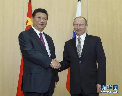 中俄两国元首和两国总理分别互致新年贺电,都说了啥?