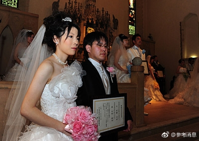 日本开始流行签婚前协议 出轨或家暴要掂量掂量是否赔得起