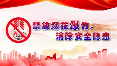 H5 | 元旦,镇江市区,零燃放的开始!