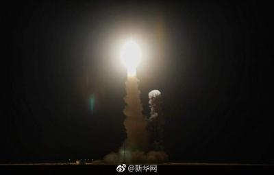 刚刚,虹云工程技术验证卫星成功发射!