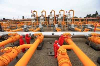 俄官员说2018年俄罗斯天然气产量将达历史最高纪录