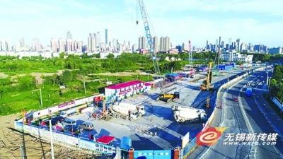 【新时代 新作为 新篇章】布局7大领域51个重点项目 无锡构筑枢纽经济持续发力