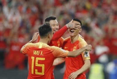 亚洲杯 | 武球王发威 中国轻取菲律宾出线 末轮将对阵韩国