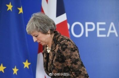 """英国首相:""""脱欧""""不能再拖,下周就要表决"""