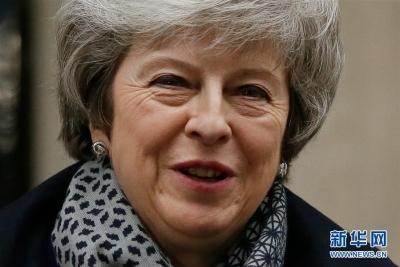 """脱欧成""""拖欧""""——英国议会下院再次否决脱欧协议"""