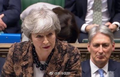 """英首相:不推迟""""脱欧"""",不二次公投"""