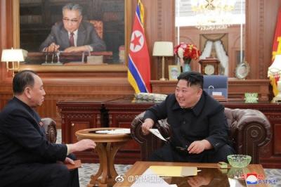 金正恩要求:做好第二次朝美首脑会晤准备