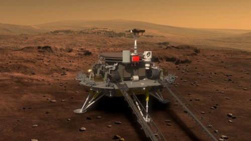 国家航天局:我国首次火星探测任务将于2020年前后实施