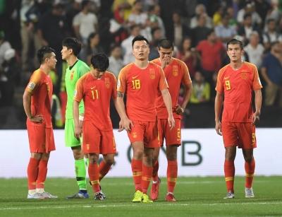 亚洲杯|中国队无缘四强