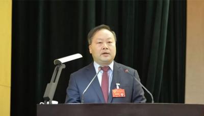 万荣当选为丹阳市人民政府市长
