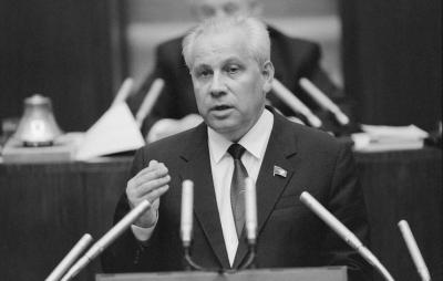 俄媒:苏联最后一任最高苏维埃主席卢基扬诺夫逝世