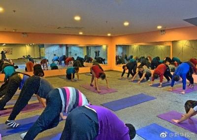体重减下去,成绩升上来!天津这些大学生忙着燃烧他们的卡路里