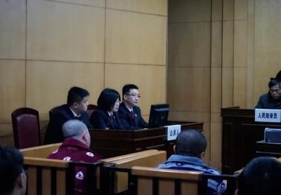 丹阳一恶势力犯罪集团5名被告人获刑