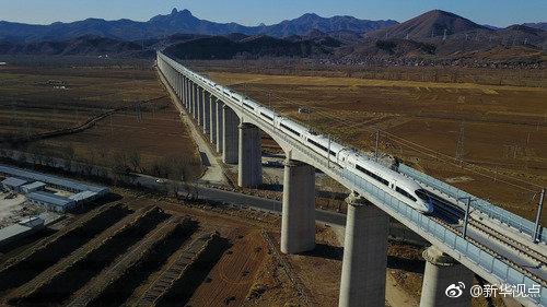 """铁路总公司今天立下2019""""小目标"""":新投产高铁3200公里"""