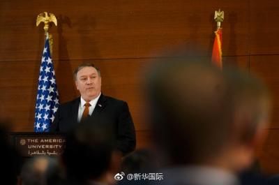 """美国务卿再爆""""金句""""——中东为什么恐怖主义盛行?因为我们不在"""
