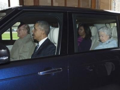年近百岁还开车!英女王丈夫菲利普亲王遇车祸幸无大碍