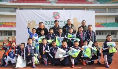 丹阳莱恩少年为镇江足球夺得新年首冠