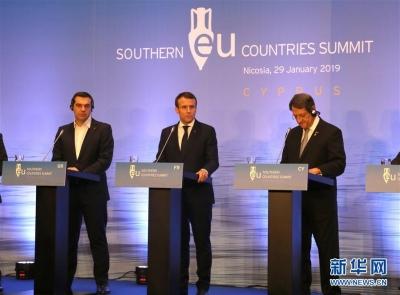 法国总统说不可就英国和欧盟之间达成的协议重新谈判