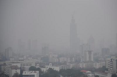 涨知识!修订后的重污染天气三色预警分别对应这些……