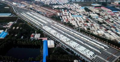 长三角铁路春运10天发送旅客突破2000万人 这些方向加开多趟临客列车