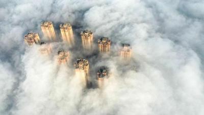 今晨江苏大部分地区有雾或浓雾 夜里全省阴有小雨