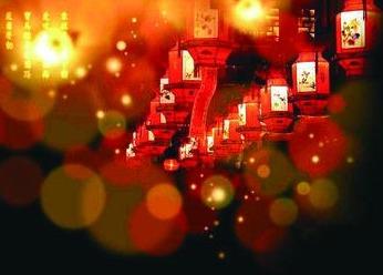 古代元宵:情人节和走三桥走百病