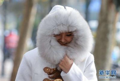 江苏气象今晨发布大风警报,多地有雨或雨夹雪