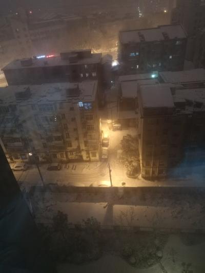 风急雪大,预警升级