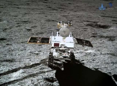 嫦娥四号着陆器、巡视器今日进入月夜休眠模式
