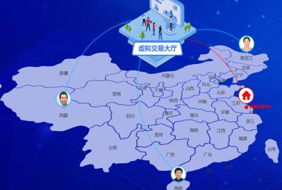 """全国首创""""不见面开标""""!去年江苏完成公共资源交易10余万宗"""
