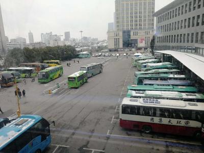 2019年春节黄金周 镇江公路客运发送9.5万人次