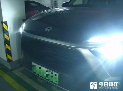 丹阳碧桂园小区居民诉苦:买了新能源汽车 充电成难题