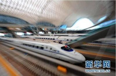 8日全国铁路客流持续攀升 预计发送旅客998万人次