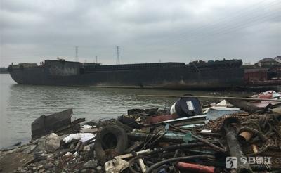 一个报警电话引出离奇诈骗案:自己的船租出去后,正在拆解……